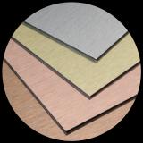 Aluminium-Brushed-Farbig
